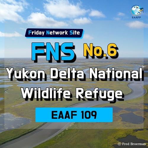 EAAF109 (Yukon Delta National Wildlife Refuge) Card News