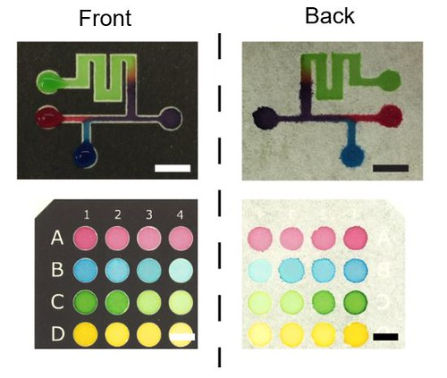 Paper on Toner-based Paper Fluidic Devices Published