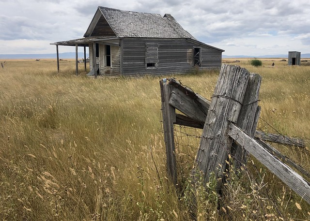 Abandoned in Montana