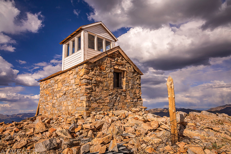 Historic Fire Lookout