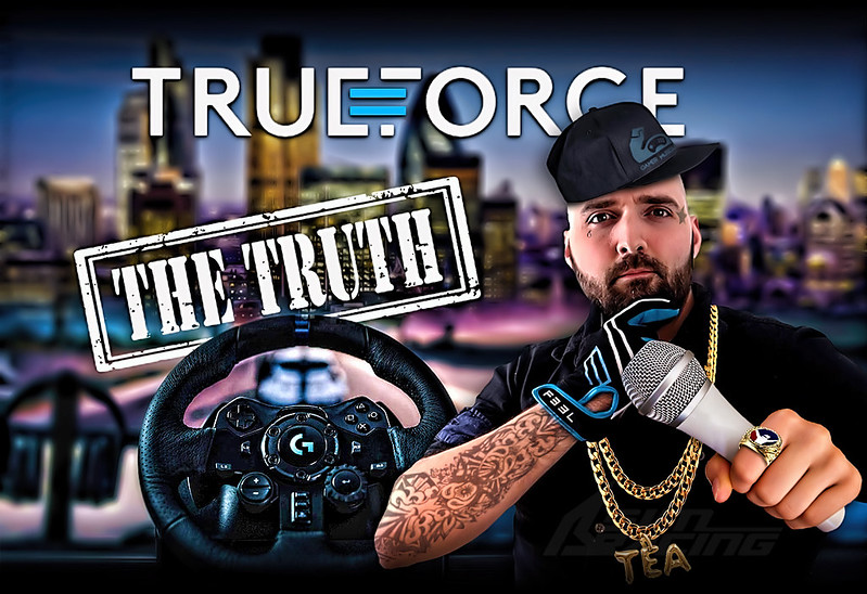 GamerMuscle MC – The Truth About The Logitech G923 TRUEFORCE