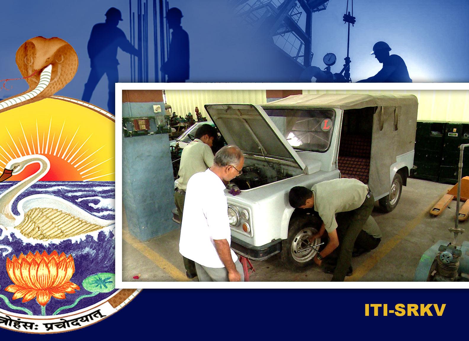 Trade Mechanic Motor Vehicle