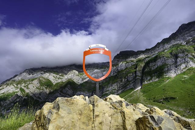 Grand Tour of Switzerland - Säntis - Appenzell Ausserrhoden - Switzerland