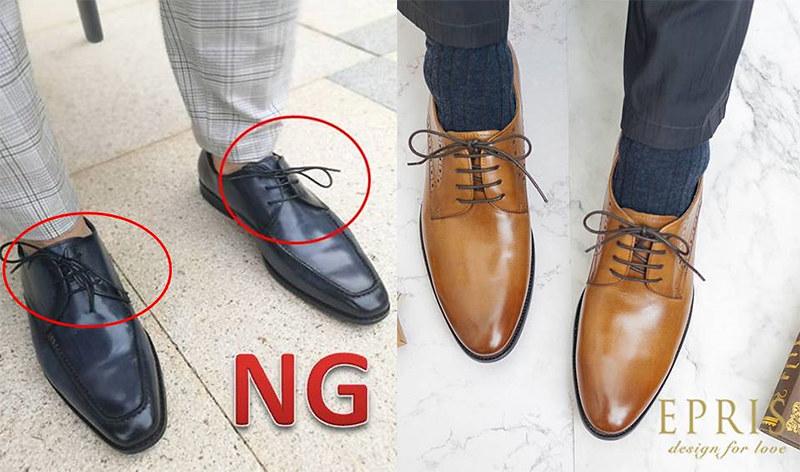鞋帶綁法 皮鞋 牛津鞋 黑色皮鞋 咖啡色皮鞋