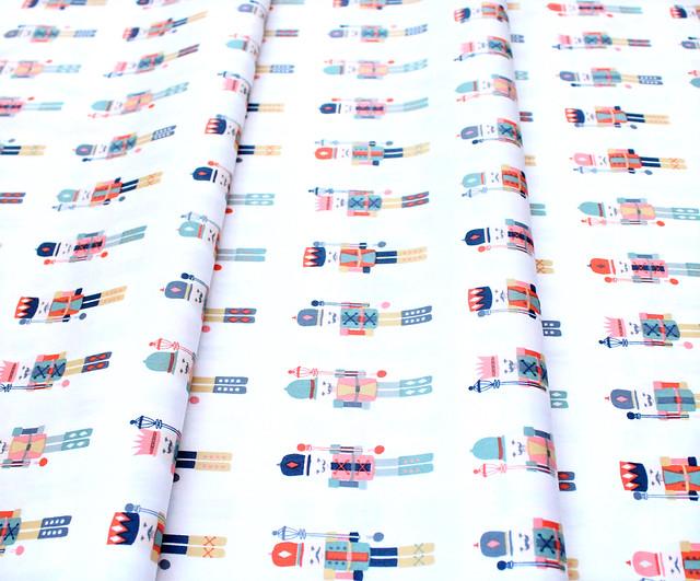 Art Gallery Fabrics Cozy & Joyful Jolly March