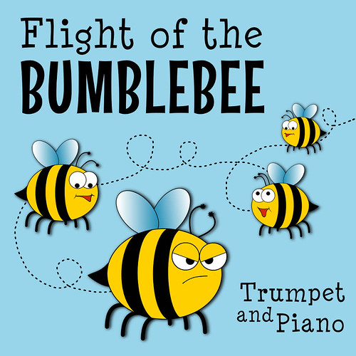 Flight of the Bumblebee EASY Trumpet Solo