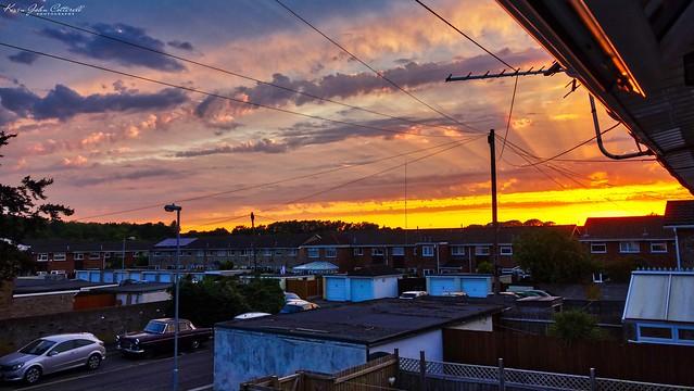 Gert Lush Sunset