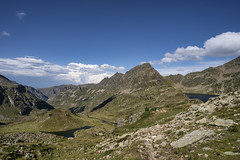Crête de la Soulane, Pyrenees, France
