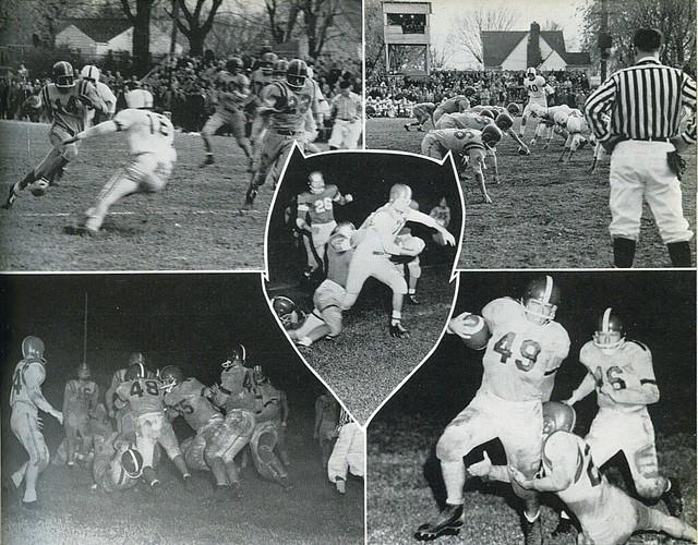 1957-58 Red Devils Scrapbook
