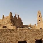 Marid Castle, 1st cent. CE, and Mosque of Umar, ca. 634-44; Dumat al-Jandal (4)