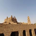 Marid Castle, 1st cent. CE, and Mosque of Umar, ca. 634-44; Dumat al-Jandal (3)