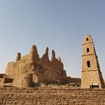 Marid Castle, 1st cent. CE, and Mosque of Umar, ca. 634-44; Dumat al-Jandal (1)