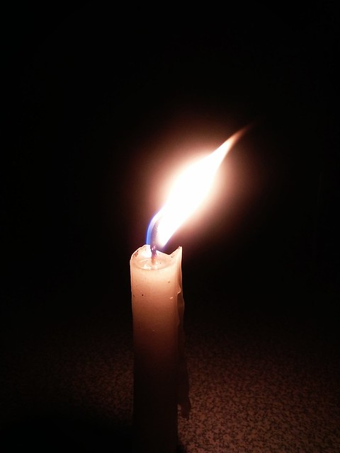 My candle burns at both ends....