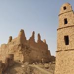 Marid Castle, 1st cent. CE, and Mosque of Umar, ca. 634-44; Dumat al-Jandal (2)