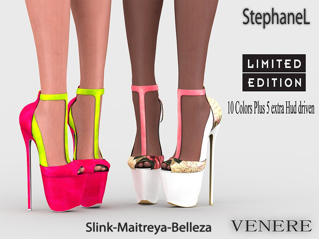 60L [StephaneL] VENERE SHOES LIMITED EDITION FATPACK