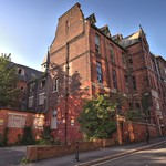 Old Mount Street Hospital in Preston