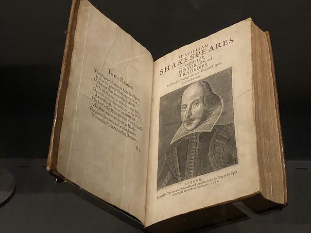 William Shakespeare (1564-1616) Comedies, Histories and, Tragedies