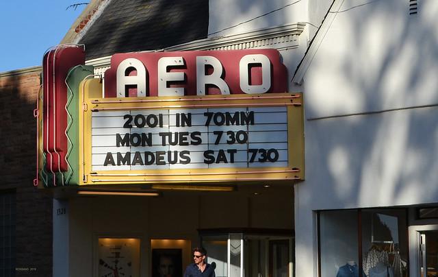 American Cinematheque, AERO Theater