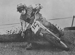 1976 Winter-AMA Gary Semics - MXA pic