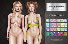 KiB Designs - Cherish Bikini @Sense Event