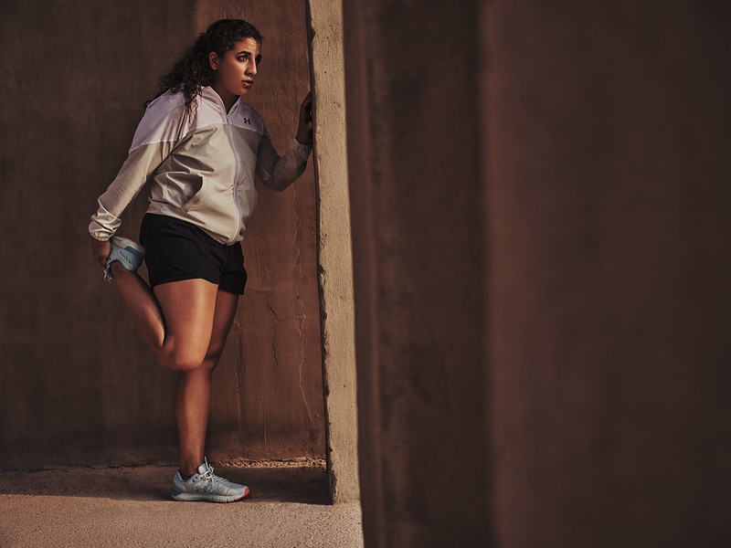 Kanzy x Under Armour by Waleed Shah 345