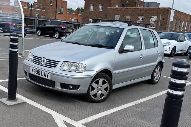 Volkswagen Polo SE