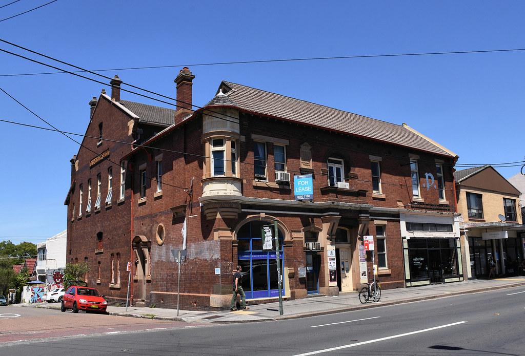 Newtown United Friendly Societies Dispensary, Enmore, Sydney, NSW