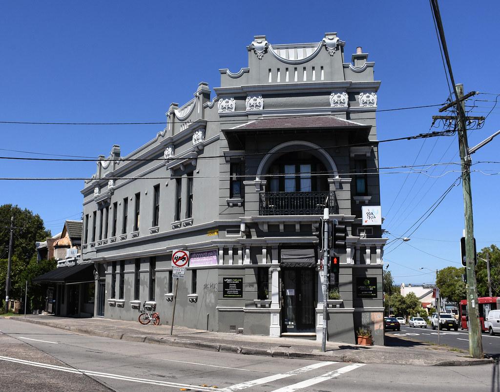 Building, Enmore, Sydney, NSW