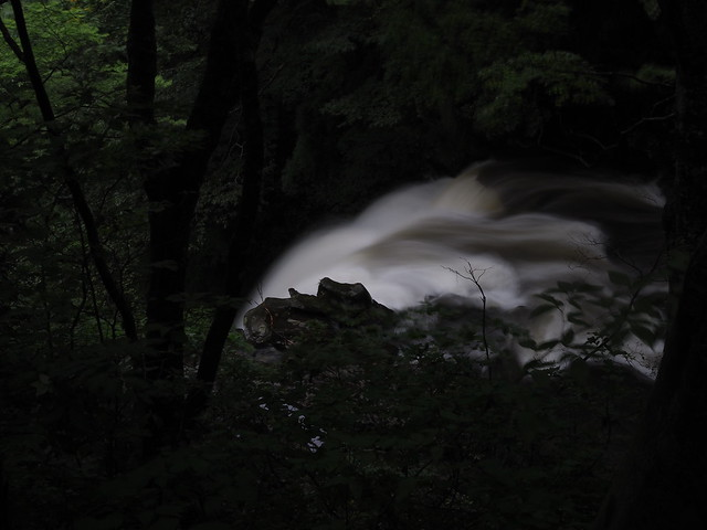 the top of Naso waterfall