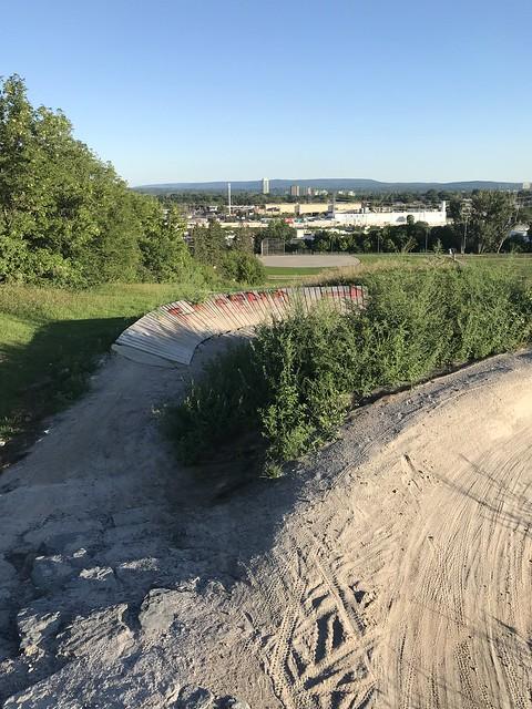 Carlington Hill Bike Park