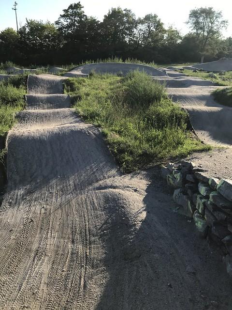 Carlington Bike Park tracks