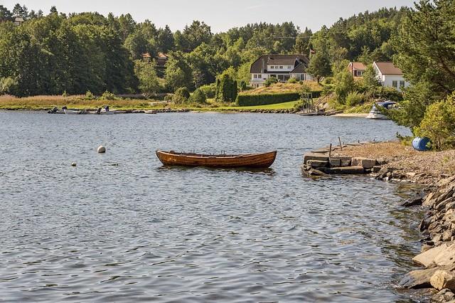Vesterhus, Høvåg, Norway