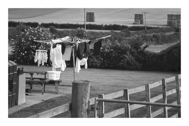 A Butcher's Washday