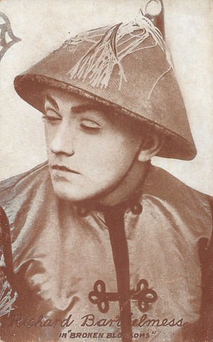 Richard Barthelmess in Broken Blossoms (1919)