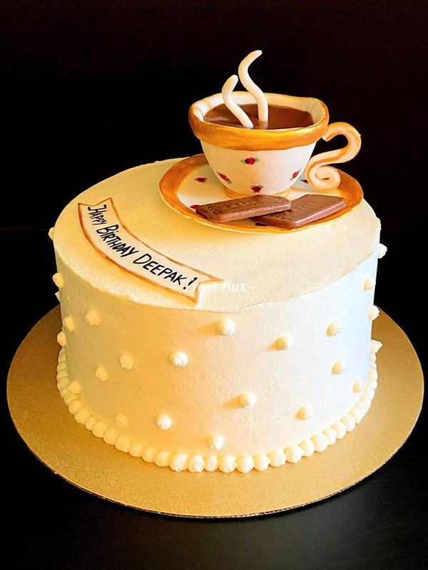 Cake by Treat Box
