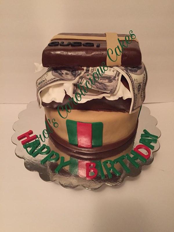 Cake by Carol's Carolicious Cakes