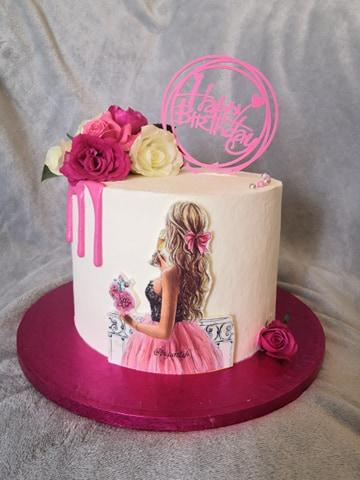 Cake by Alicja's sweet world, Gloucester, UK