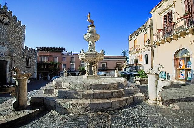 Taormina,Sicilia, Italia