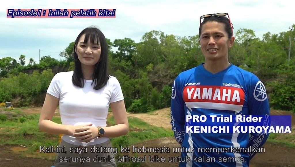 Edukasi Riding Yamaha WR 155R Bersama Kenichi Kuroyama (1)