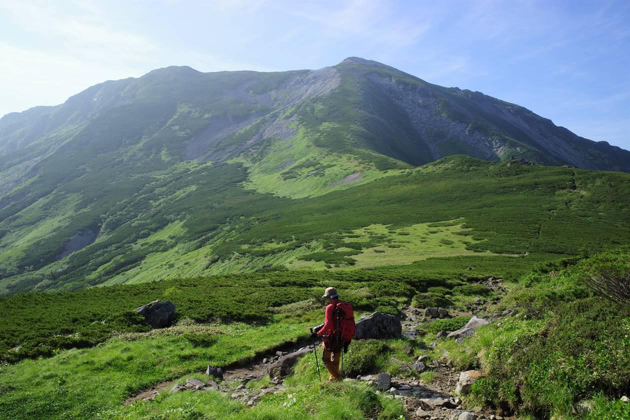 北アルプス・黒部五郎岳登山