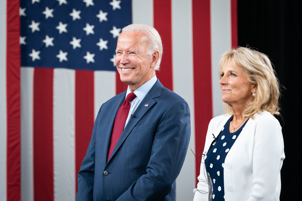 All Staff Zoom Call with Vice President Biden, Dr. Biden, Senator Harris, and Doug Emhoff - Wilmington, DE - August 13, 2020