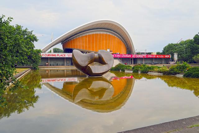 Das Haus der Kulturen der Welt