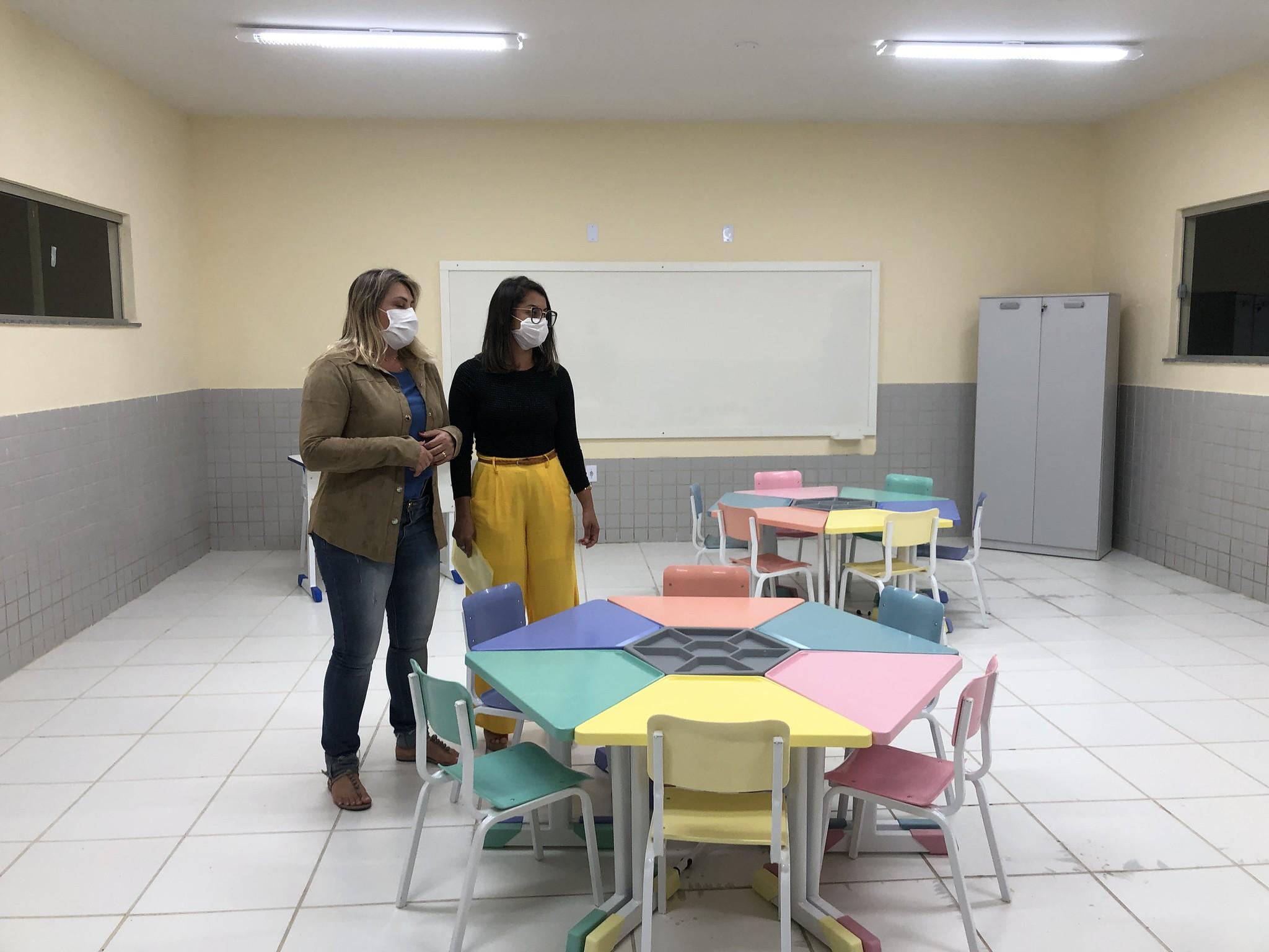 INAUGURA DA EMEF SANDRA LIMA NO CANTA GALO (183)