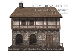 The Medieval Series - Harbour House Hjalmar