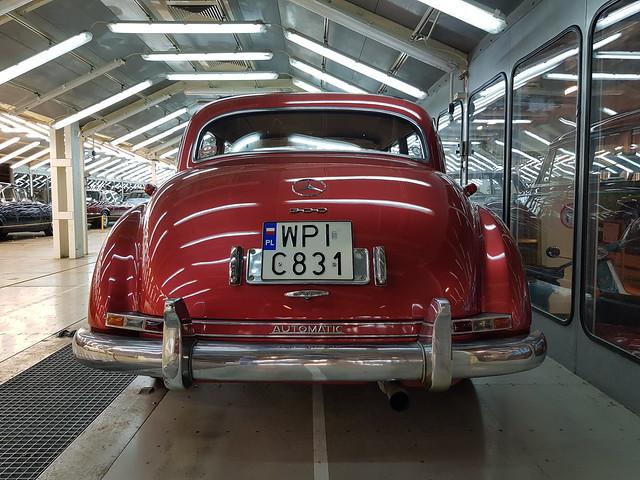 1955 Mercedes-Benz 300 C Adenauer