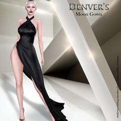 Denver's Moon Gown