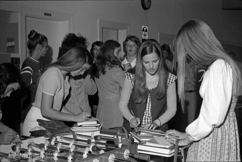 Baylor University Students-1972-73 (1)