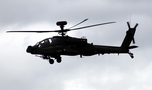 ZJ208 Apache AH.1 Shawbury 16-7-20