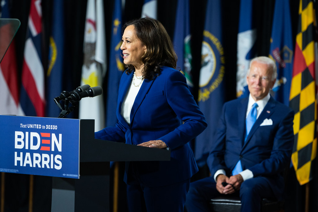 Announcement of Senator Kamala Harris as Candidate for Vice President of the United States - Wilmington, DE - August 12, 2020