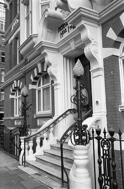 Iverna Court, Kensington, Kensington & Chelsea, 1987 87-11e-32-positive_2400